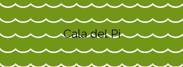 Información de la Cala del Pi en Castell-Platja d'Aro