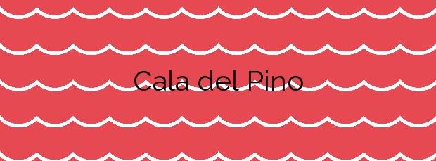Información de la Cala del Pino en Cartagena