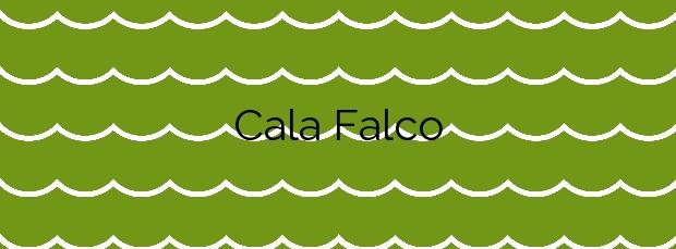 Información de la Cala Falco en Manacor