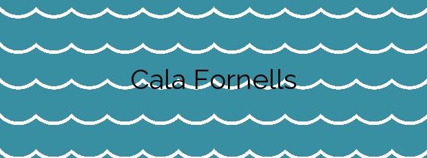 Información de la Cala Fornells en Calvià
