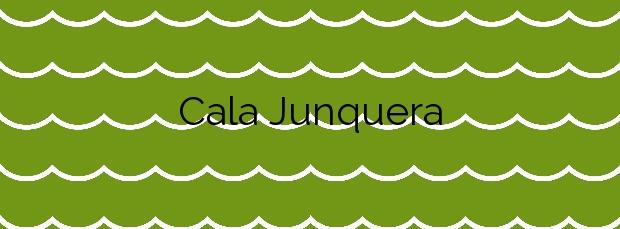 Información de la Cala Junquera en Lorca