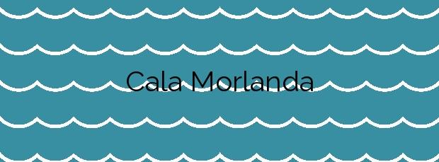 Información de la Cala Morlanda en Manacor