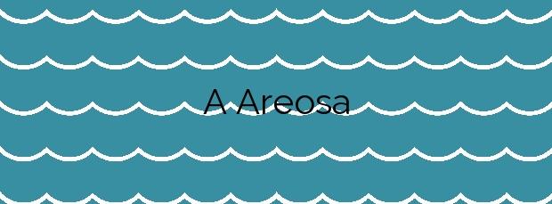 Información de la Playa A Areosa en Ribadeo