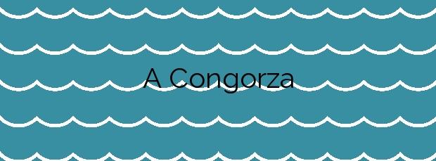 Información de la Playa A Congorza en Cangas
