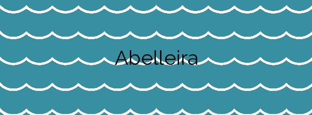 Información de la Playa Abelleira en Paderne