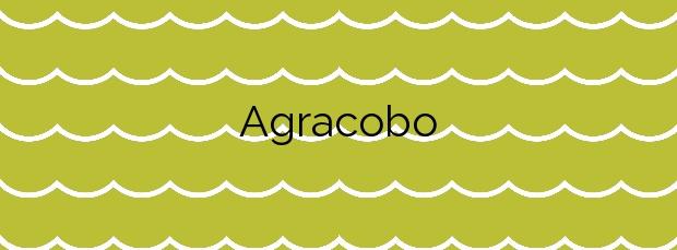 Información de la Playa Agracobo en Muros