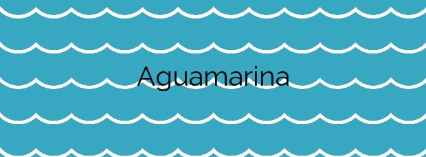 Información de la Playa Aguamarina en Orihuela