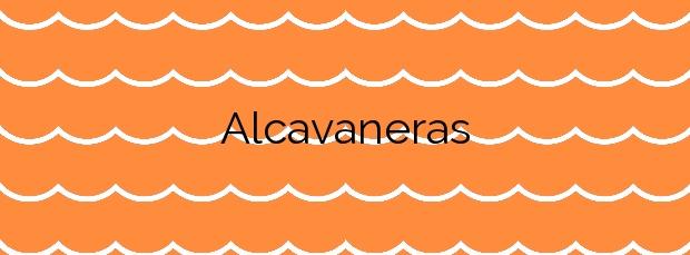 Información de la Playa Alcavaneras en Las Palmas de Gran Canaria