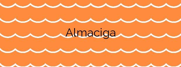 Información de la Playa Almaciga en Santa Cruz de Tenerife
