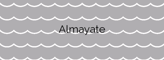 Información de la Playa Almayate en Vélez-Málaga