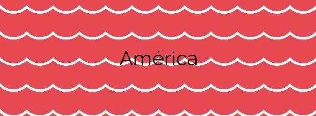 Información de la Playa América en Nigrán