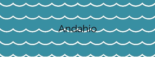 Información de la Playa Andahio en Pontedeume