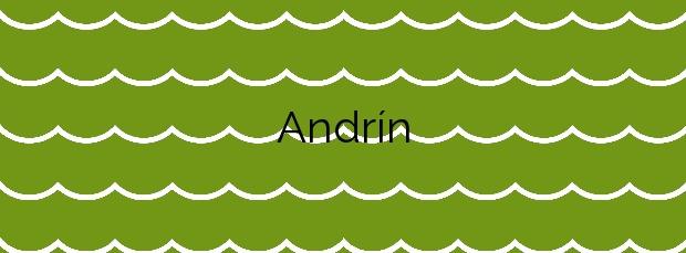 Información de la Playa Andrín en Llanes