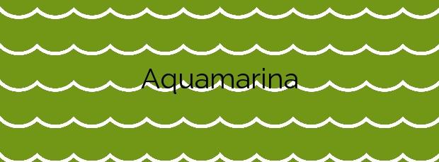 Información de la Playa Aquamarina en Mogán