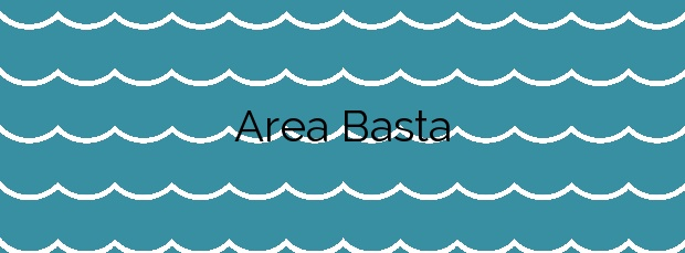 Información de la Playa Area Basta en Boiro