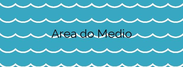 Información de la Playa Area do Medio en Muros