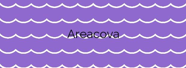 Información de la Playa Areacova en Cangas