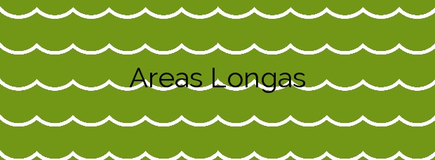 Información de la Playa Areas Longas en Porto do Son