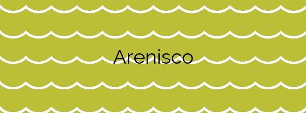 Información de la Playa Arenisco en San Cristóbal de La Laguna