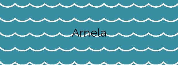 Información de la Playa Arnela en Fisterra