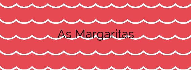 Información de la Playa As Margaritas en Oleiros