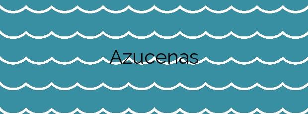 Información de la Playa Azucenas en Motril