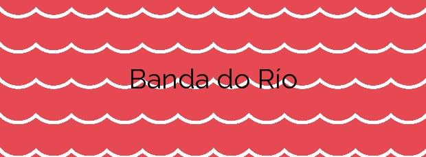 Información de la Playa Banda do Río en Bueu