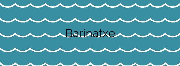 Información de la Playa Barinatxe  en Getxo