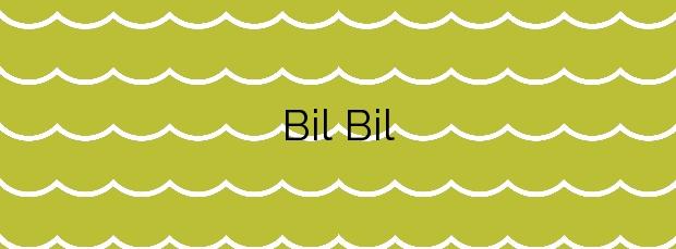 Información de la Playa Bil Bil en Benalmádena