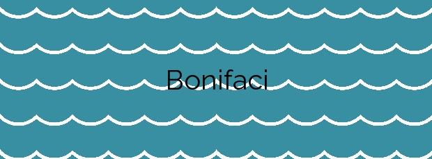 Información de la Playa Bonifaci en Roses