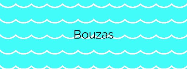Información de la Playa Bouzas en Vigo