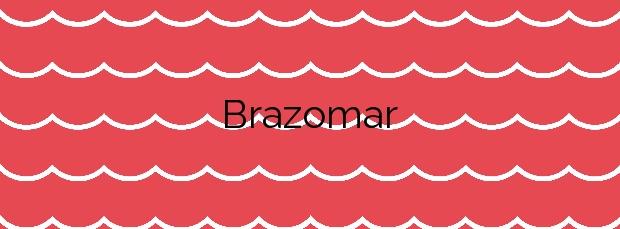 Información de la Playa Brazomar en Castro-Urdiales