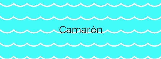 Información de la Playa Camarón en Chipiona