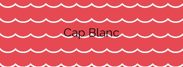 Información de la Playa Cap Blanc en Altea