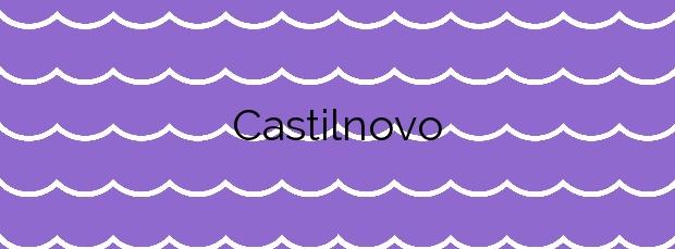 Información de la Playa Castilnovo en Conil de la Frontera
