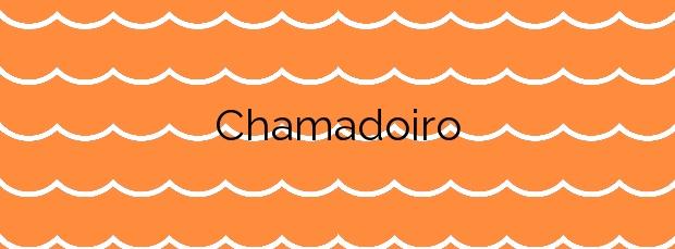 Información de la Playa Chamadoiro en O Vicedo
