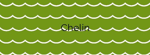 Información de la Playa Chelin en L'Ametlla de Mar