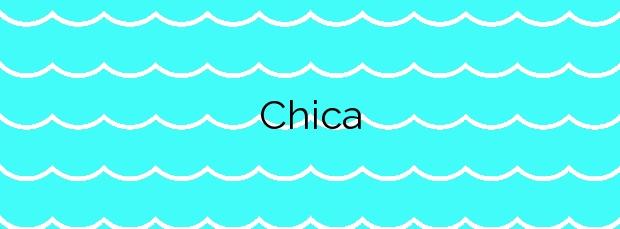 Información de la Playa Chica en Tarifa