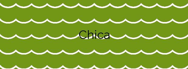 Información de la Playa Chica en Telde