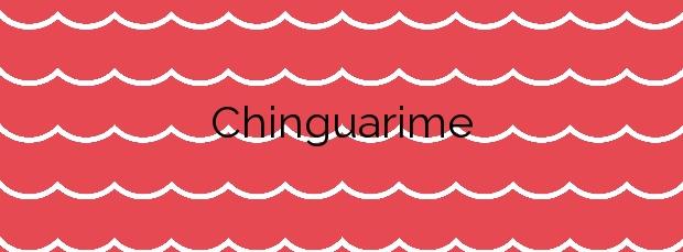 Información de la Playa Chinguarime en San Sebastián de la Gomera