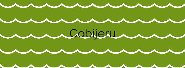 Información de la Playa Cobijeru en Llanes