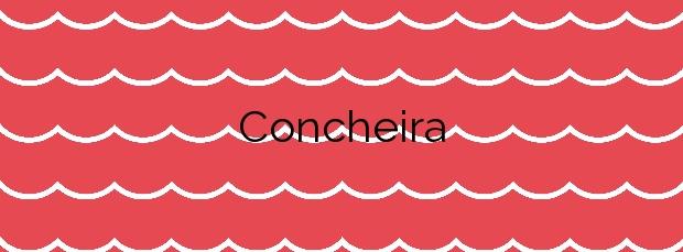 Información de la Playa Concheira en Baiona
