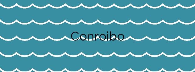 Información de la Playa Conroibo en O Grove