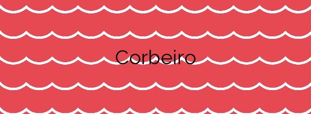 Información de la Playa Corbeiro en Fisterra