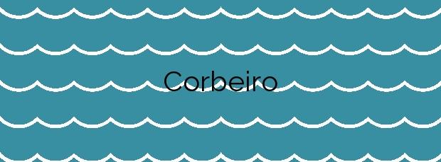 Información de la Playa Corbeiro en Xove