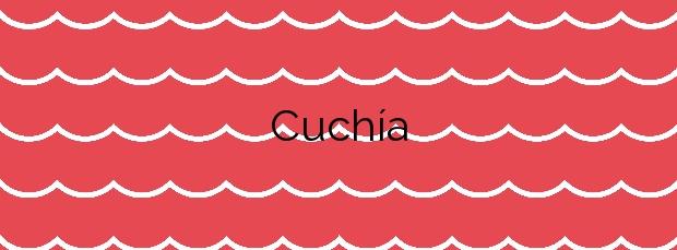 Información de la Playa Cuchía en Miengo