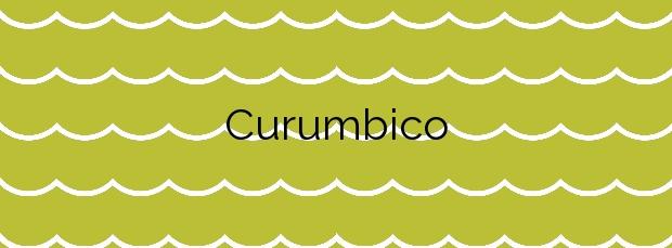 Información de la Playa Curumbico en Almuñécar