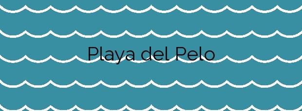 Información de la Playa del Pelo en Lorca