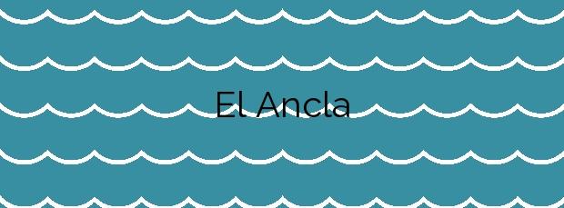 Información de la Playa El Ancla en Teguise