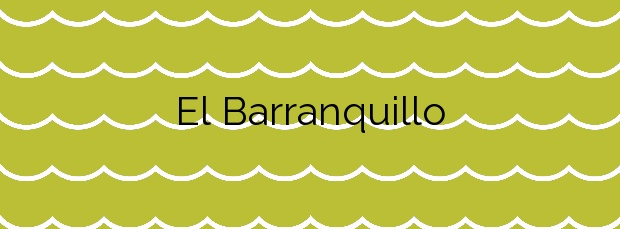 Información de la Playa El Barranquillo en Tías